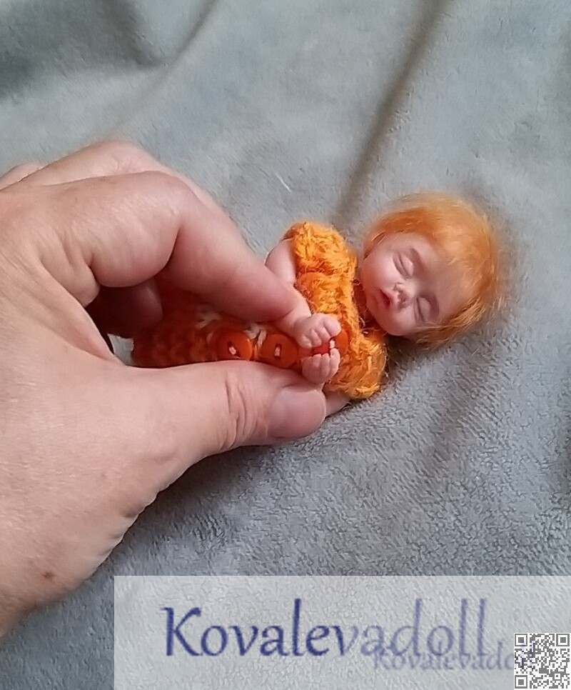 ecoflex silicone tiny babies for sale by Kovaleva Natalya12