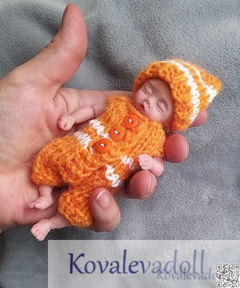 ecoflex silicone tiny babies for sale by Kovaleva Natalya14