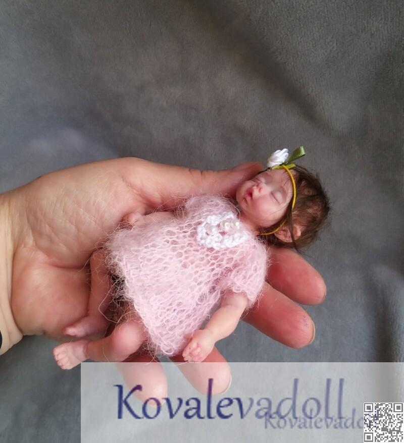 exclusive mini silicone reborn by Kovaleva Natalya02