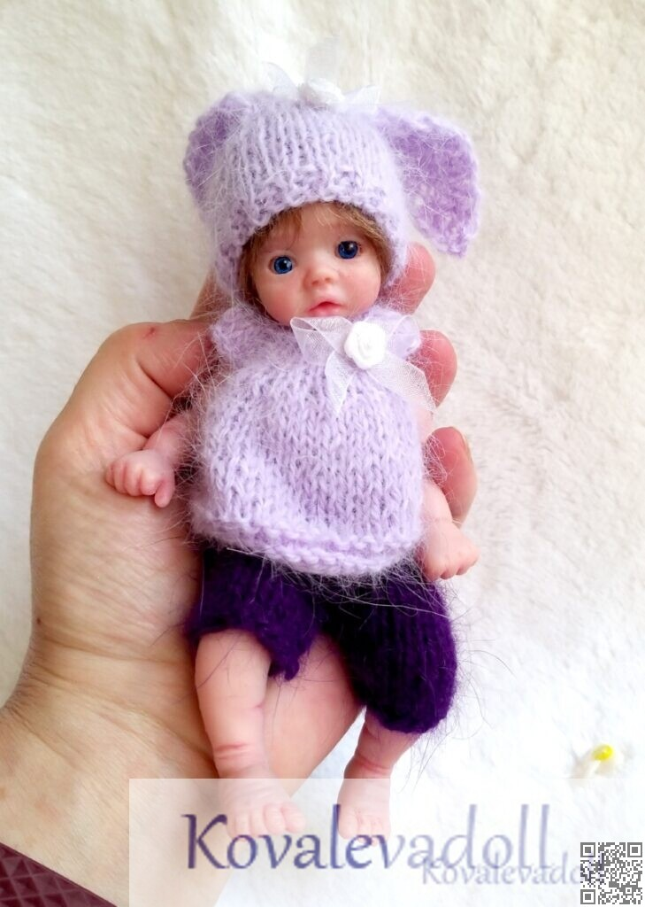 real baby looking dolls by artist